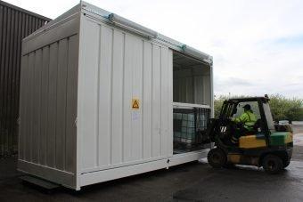 Empteezy Storage Compound